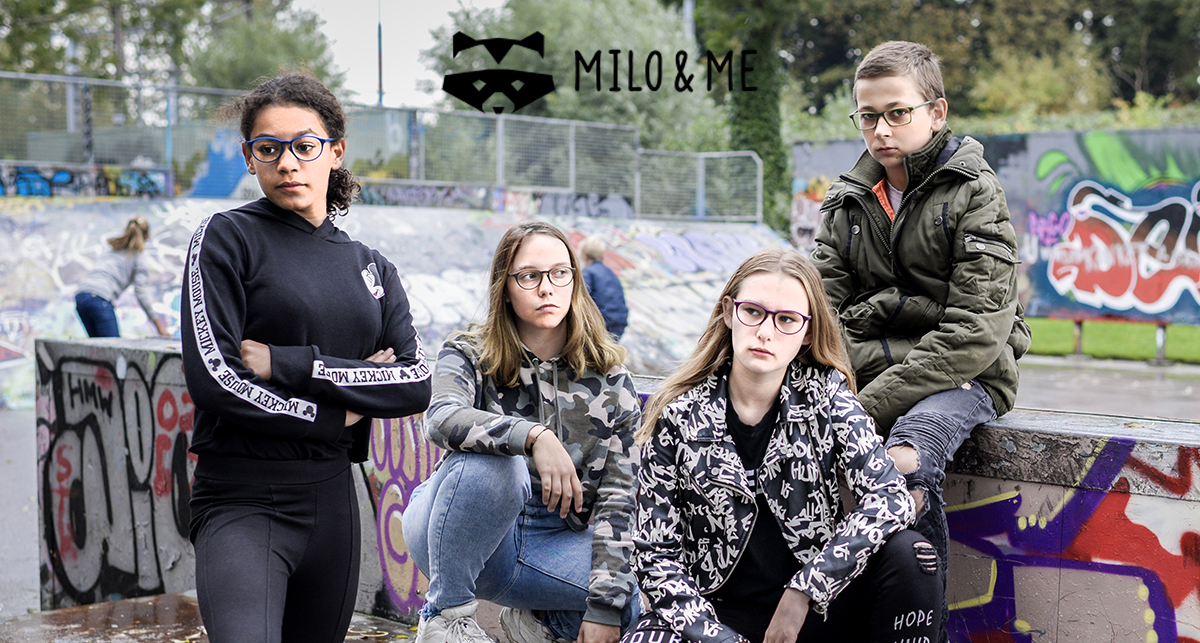 Milo & Me // Cool Kids Wear Cool Eyewear