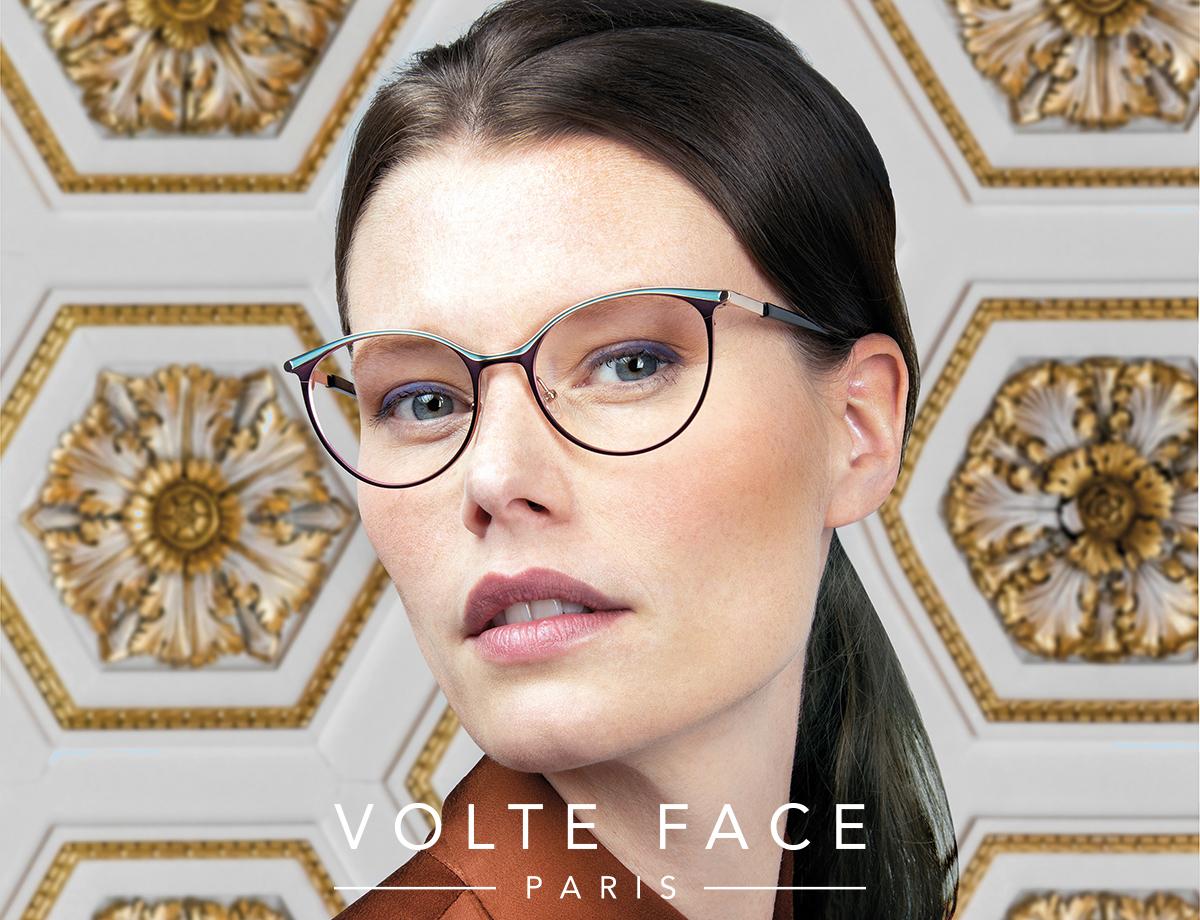 VOLTE FACE // Infinitely Feminine