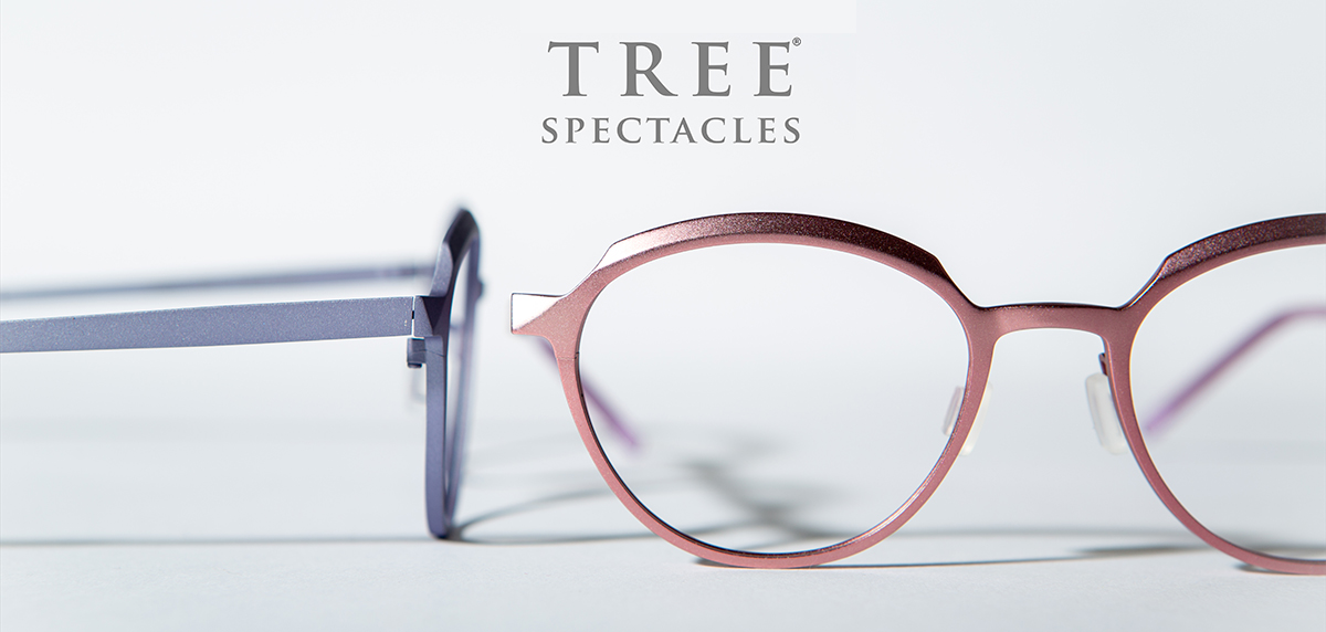 Tree Spectacles // New Titanium collection