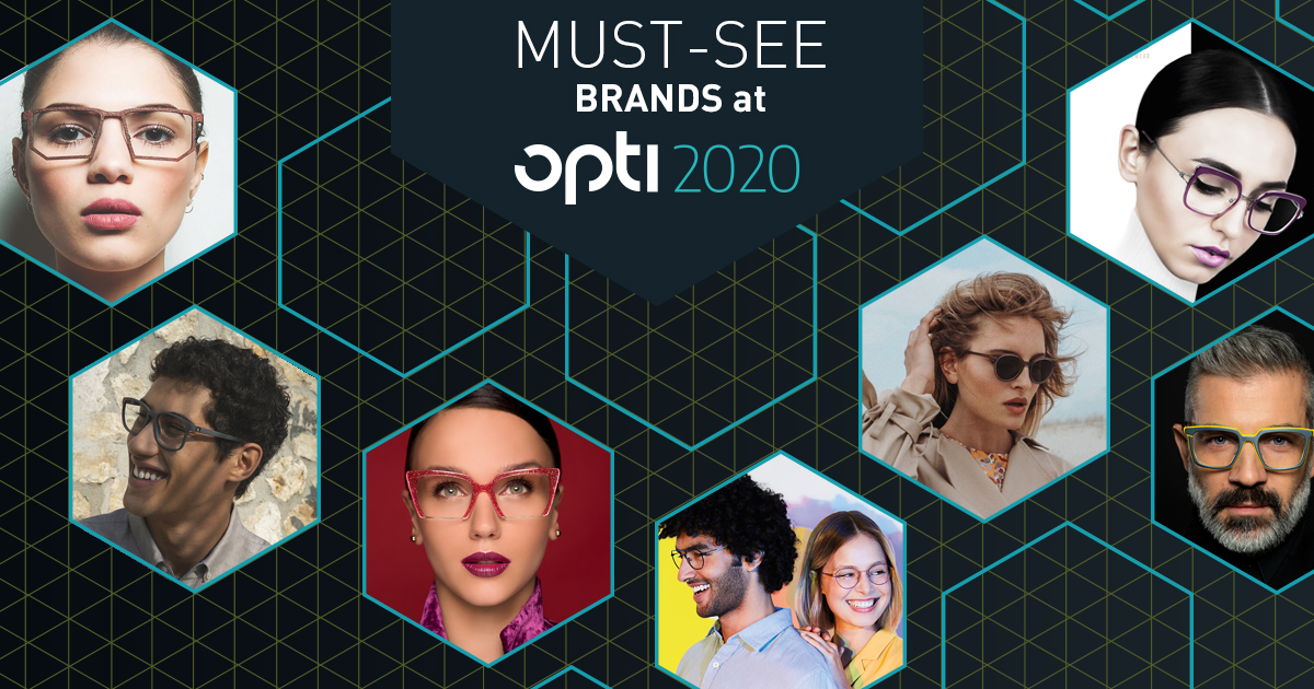 Opti 2020 // Brands to check out!
