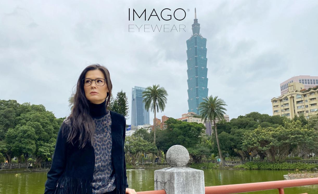 Imago Eyewear // Ultra light comfort