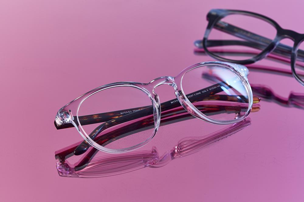 Miyagi Eyewear // Glamour & Comfort
