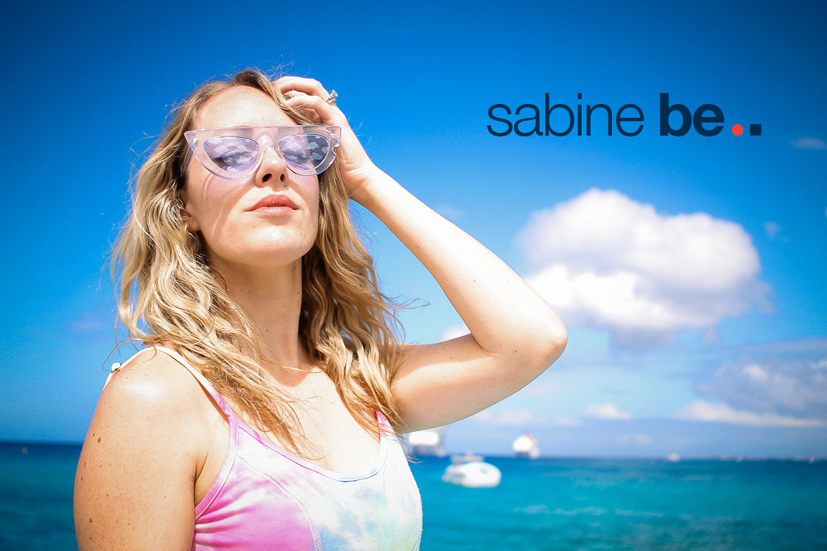Sabine Be // Be Girly!