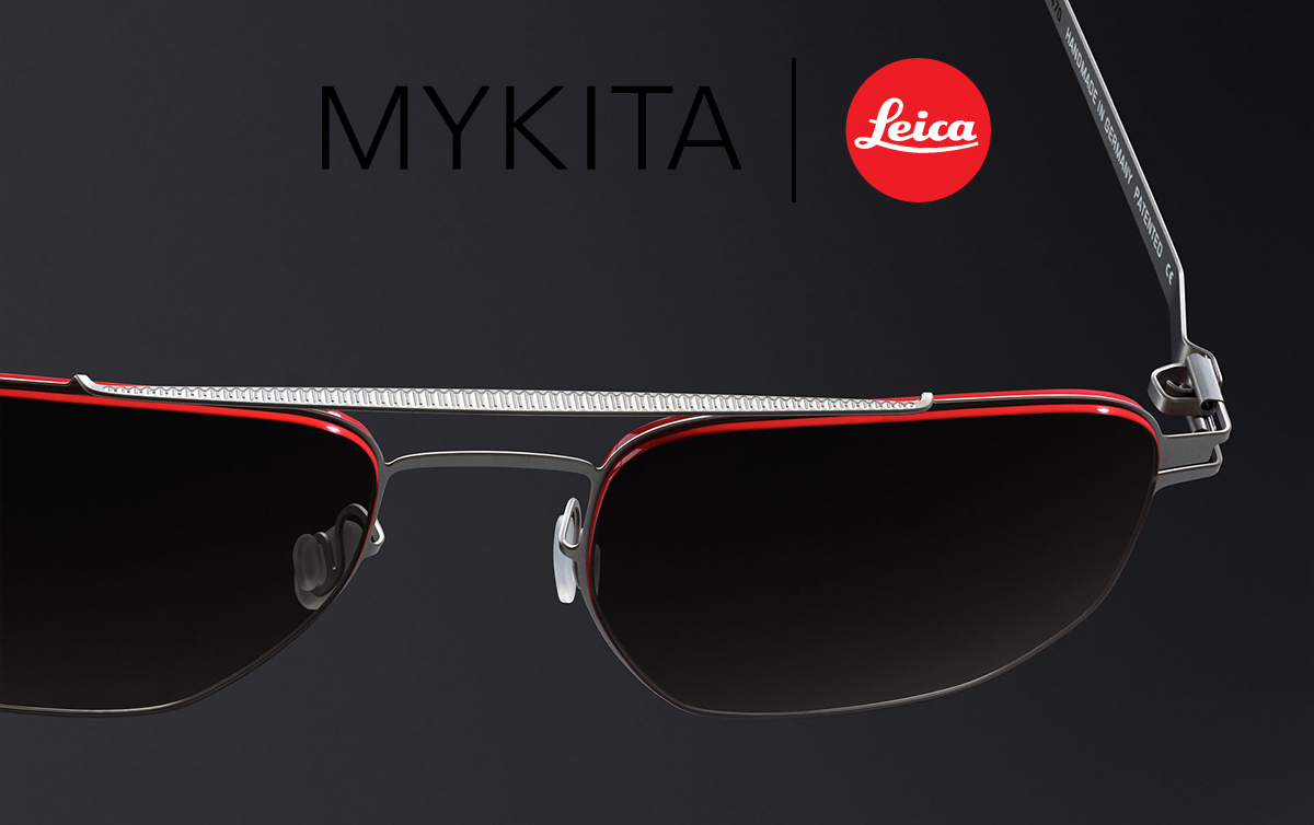 MYKITA & Leica // Optical precision, German engineering.