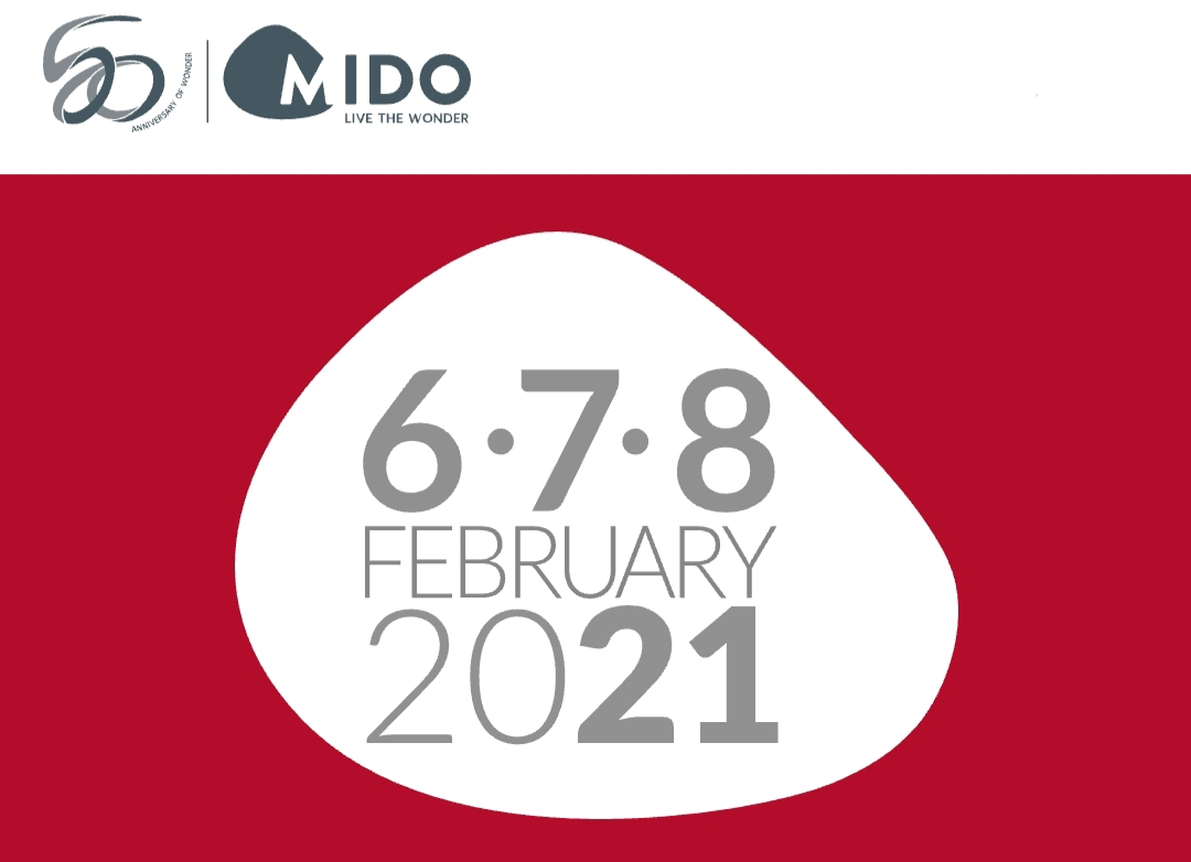 Mido // 50th edition postponed to 2021
