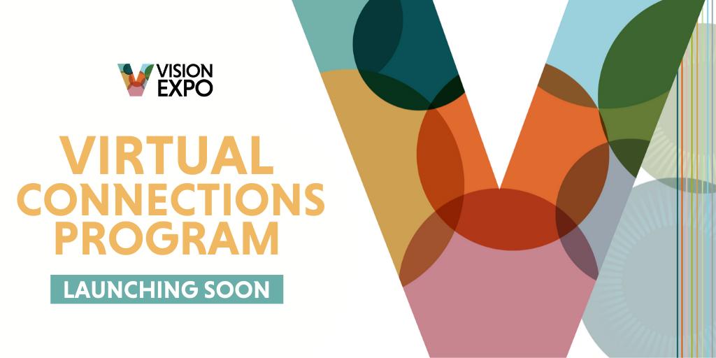 Vision Expo // Virtual Connections Program Announcement