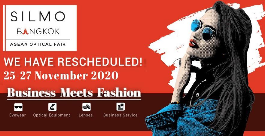 Silmo Bangkok // Rescheduled until November