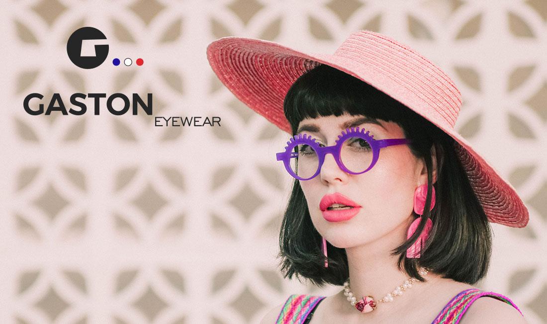 Gaston Eyewear // Passionately made in France