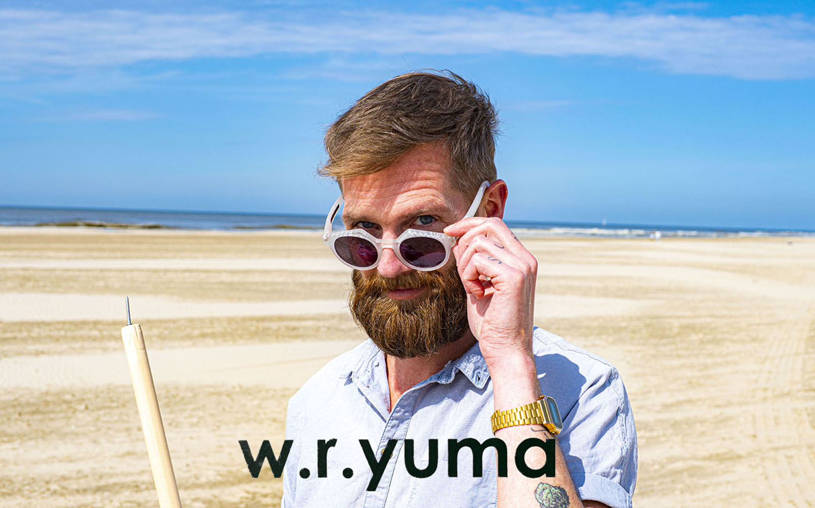 W.R.Yuma // Conversation starters that tell a better story