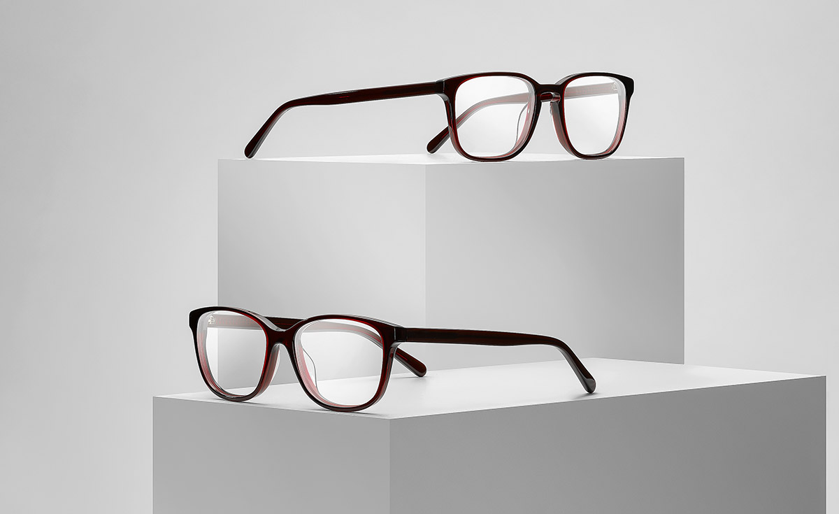Nirvan Javan // Nirvan designs exlcusive collection for 111th old optical store