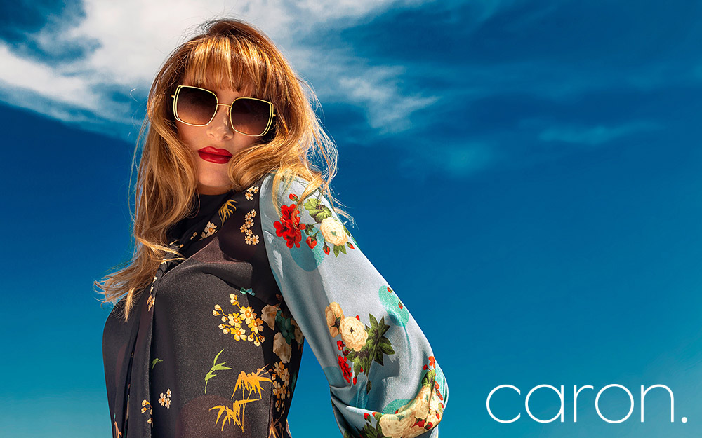 Caron Eyewear // Brand introduction