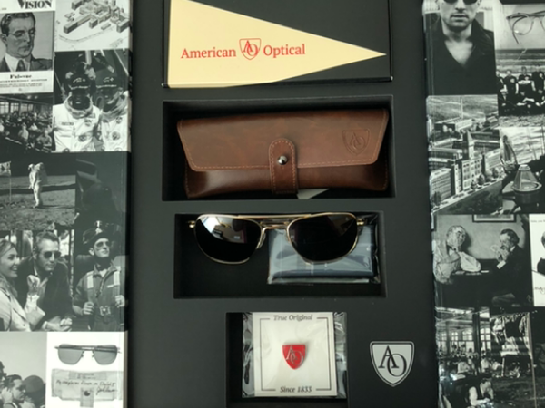 American Optical Relaunch