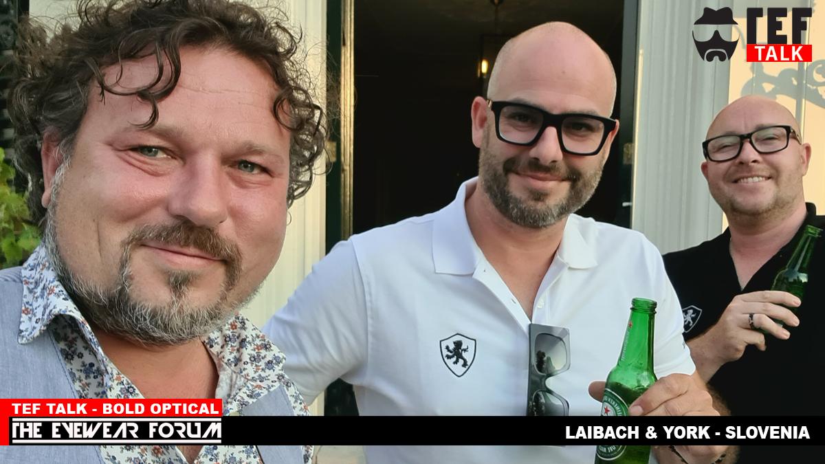 TEFtalk // Laibach & York