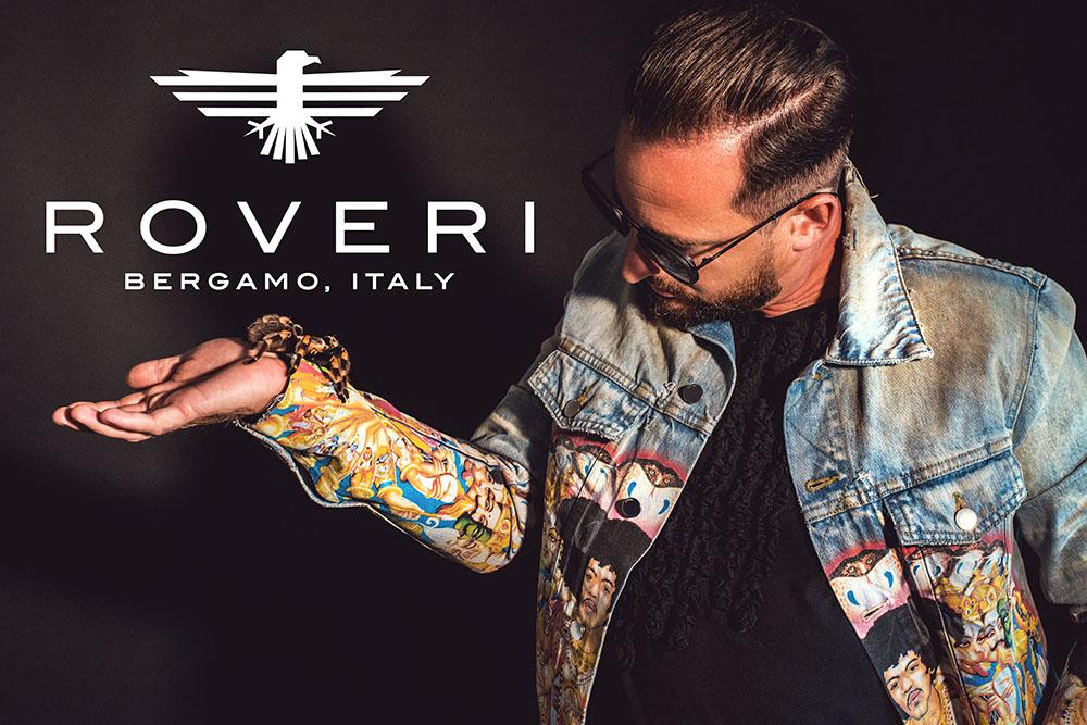 Roveri // Modern gentleman's fine eyewear