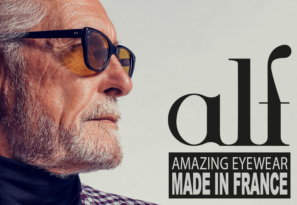 Amazing Eyewear – Made in France // ALF
