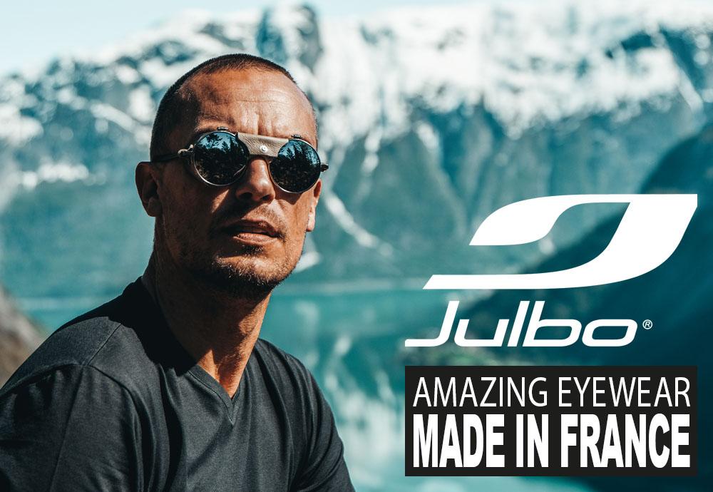 Amazing Eyewear – Made in France // Julbo