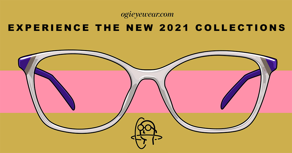 OGI Eyewear// a New Face Forward
