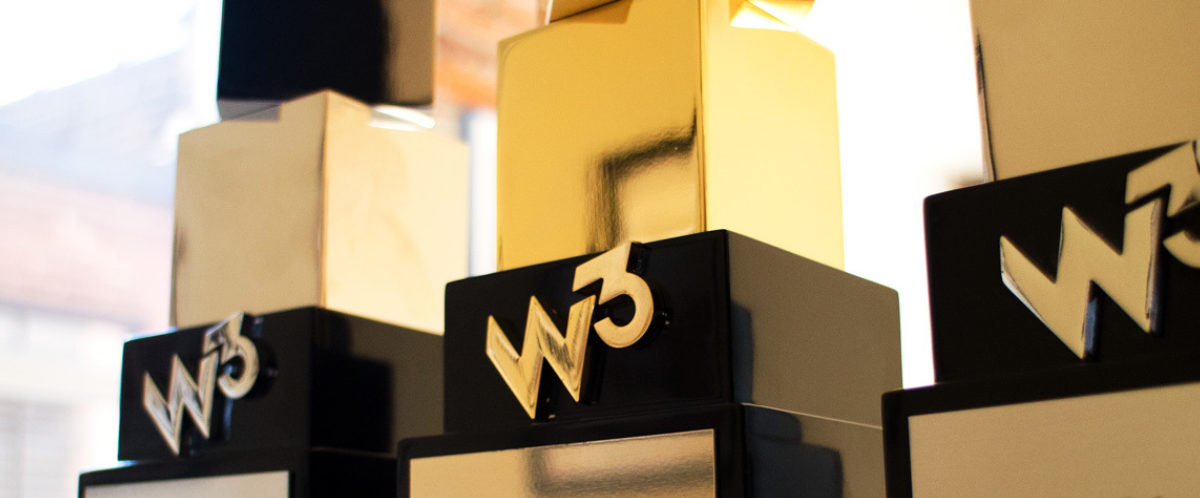 W3 Awards // Optical Journal wins Silver medal