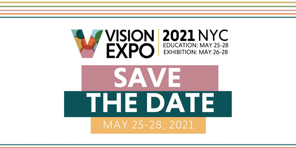 Vision Expo East // New dates