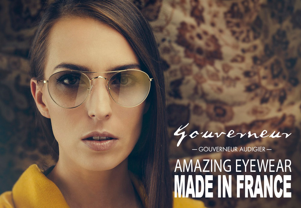 Amazing Eyewear – Made in France // Gouverneur