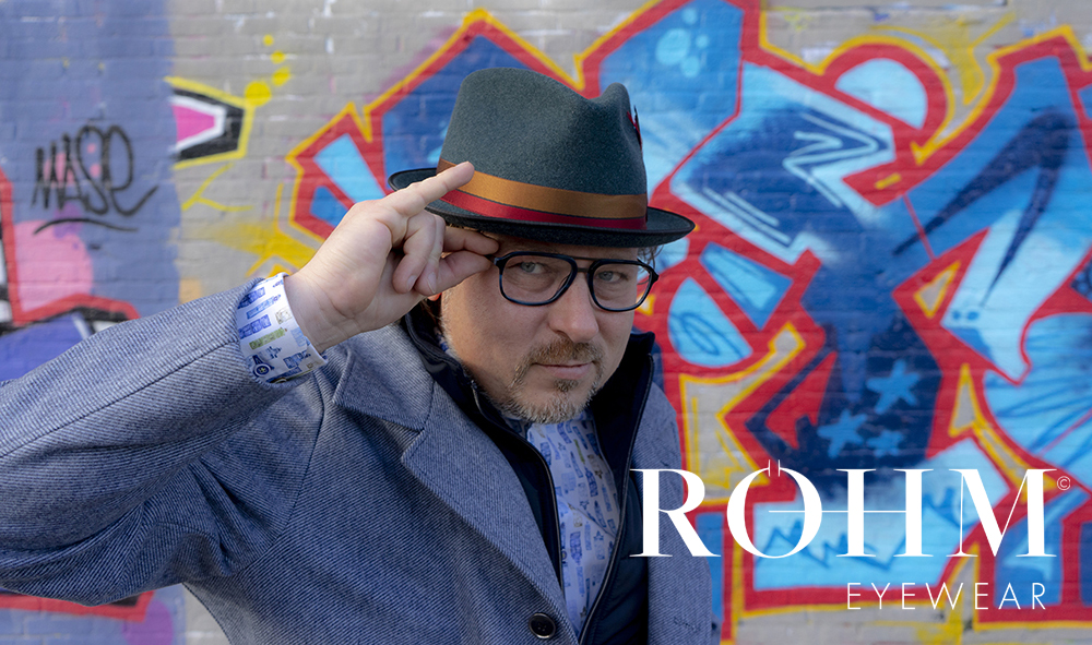 Röhm Eyewear // Classic and Timeless