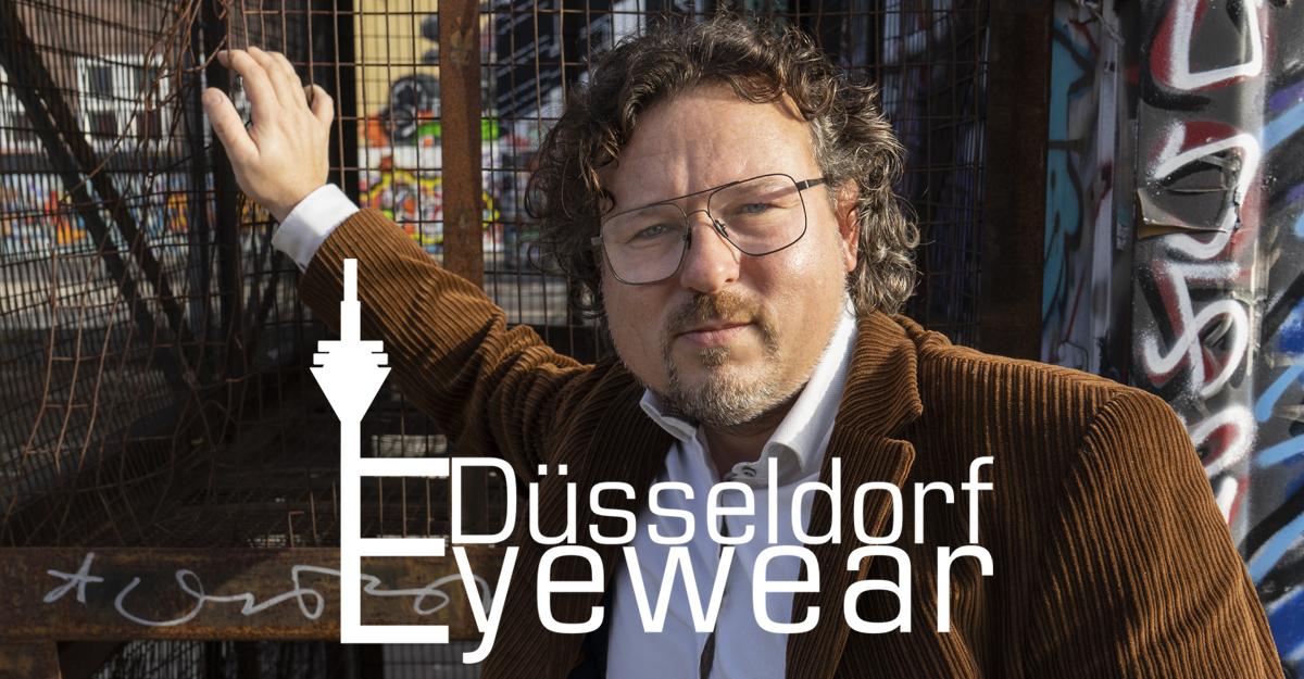 Düsseldorf Eyewear // Oversized Retro