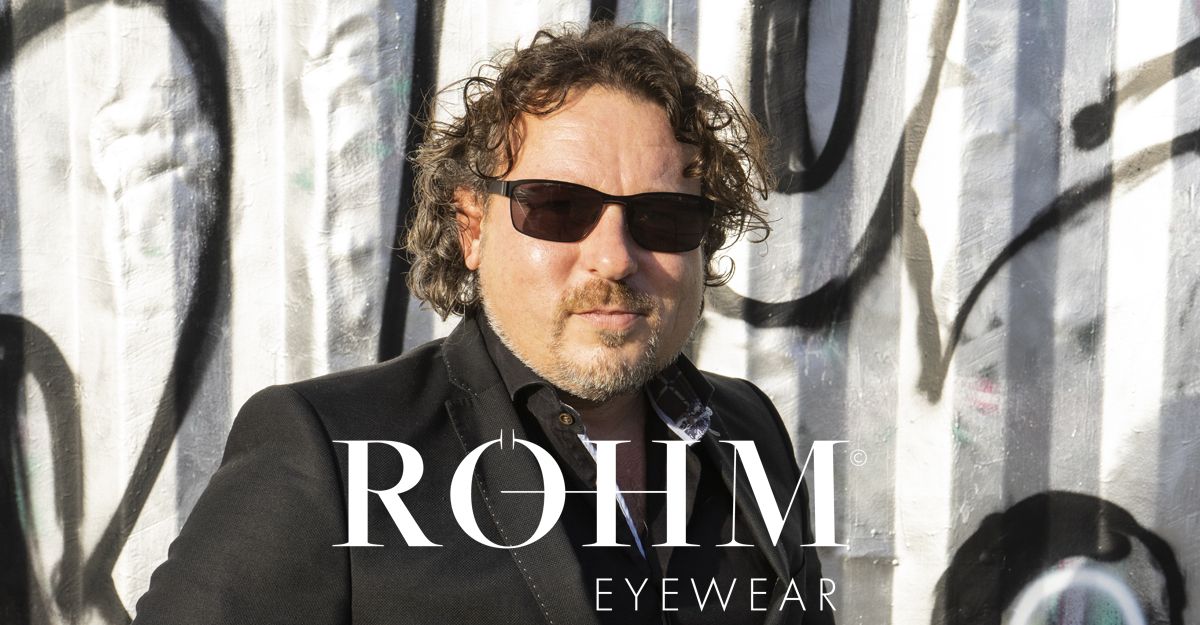 Röhm Eyewear // Just Good Looking