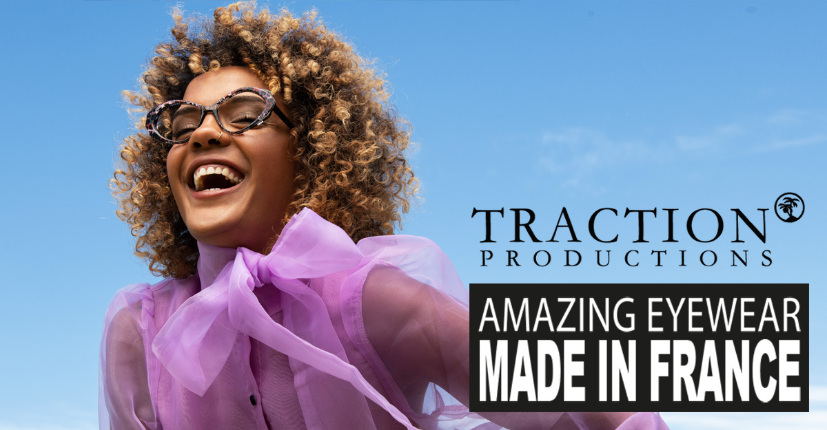 Amazing Eyewear – Made in France // Traction Production