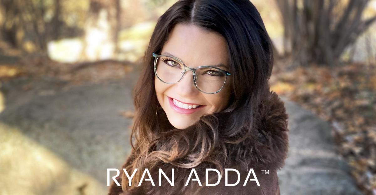 Ryan Adda // Iconic Eyewear Reinvented