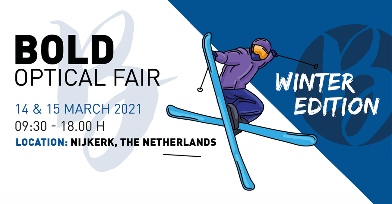 Bold Optical Fair // Winter edition is a go!
