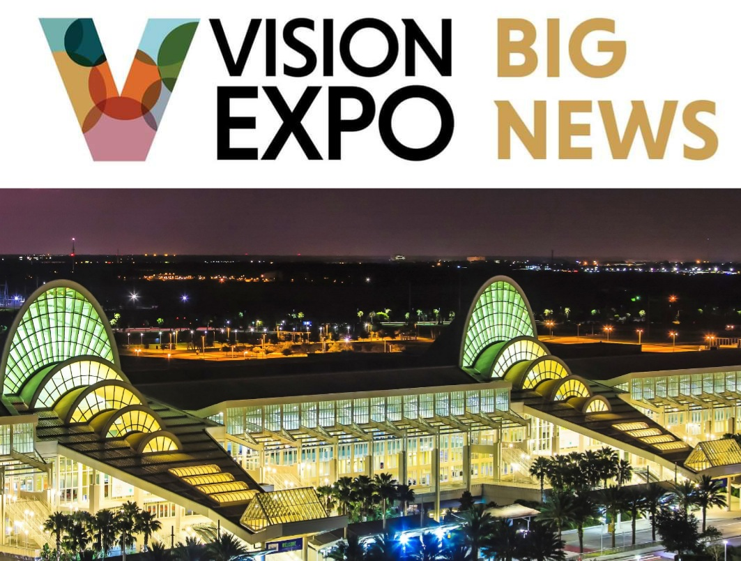 Vision Expo East // moved to June in Orlando