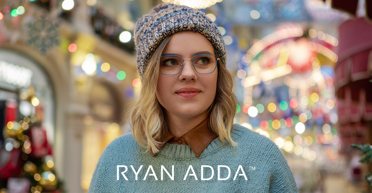 Ryan Adda // Iconic Eyewear Reinvented