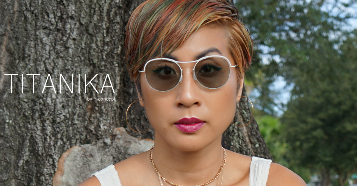 Titanika Eyewear // light & comfort from Japan