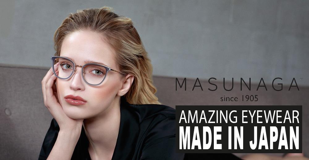Amazing Eyewear – Made in Japan // Masunaga