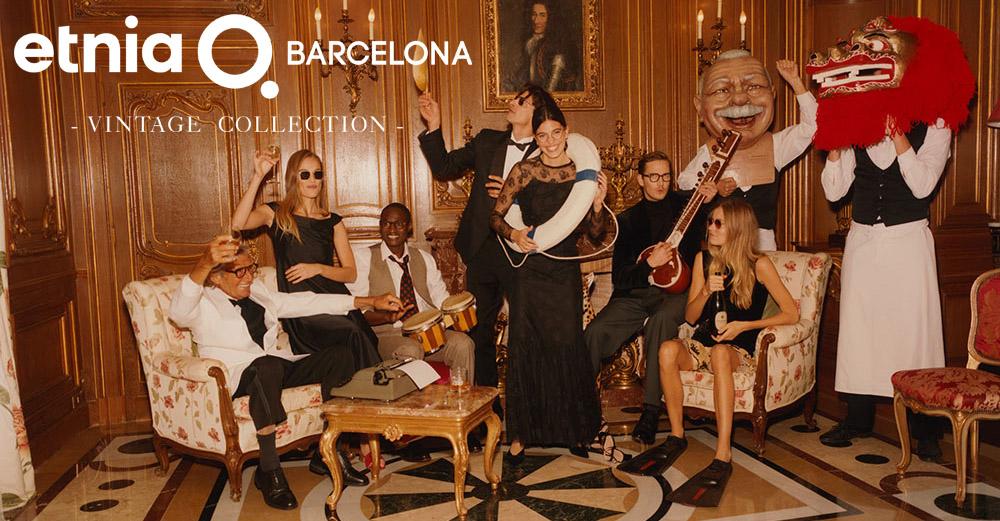 Etnia Barcelona // Mediterranean Glamourama Vintage Collection