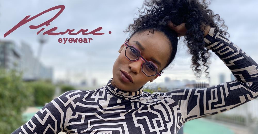 Pierre Eyewear // Exceptional French Frames