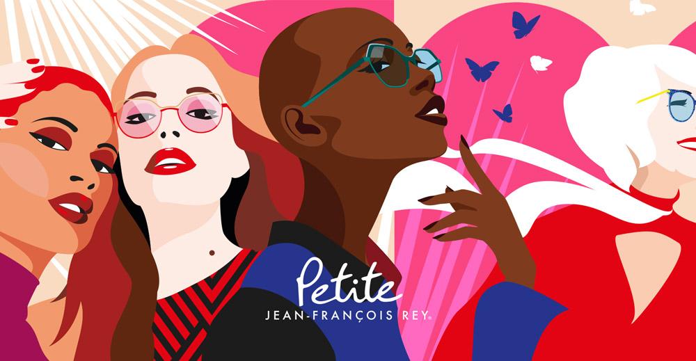 JF Rey PETITE SS21 // New beaming seasonal looks