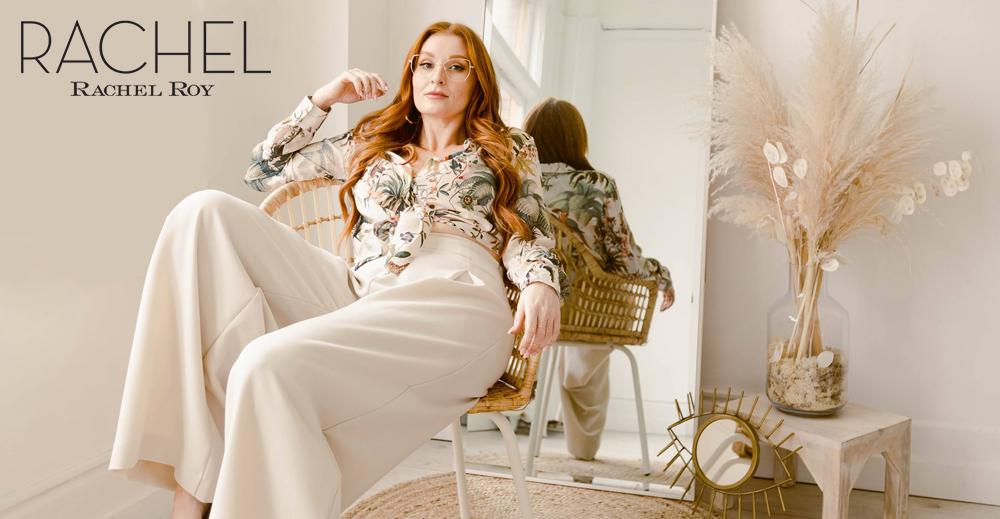 Rachel Roy // Dramatic and Elegant