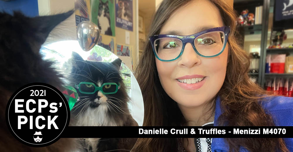 ECPs' Pick // Danielle Crull loves Menizzi