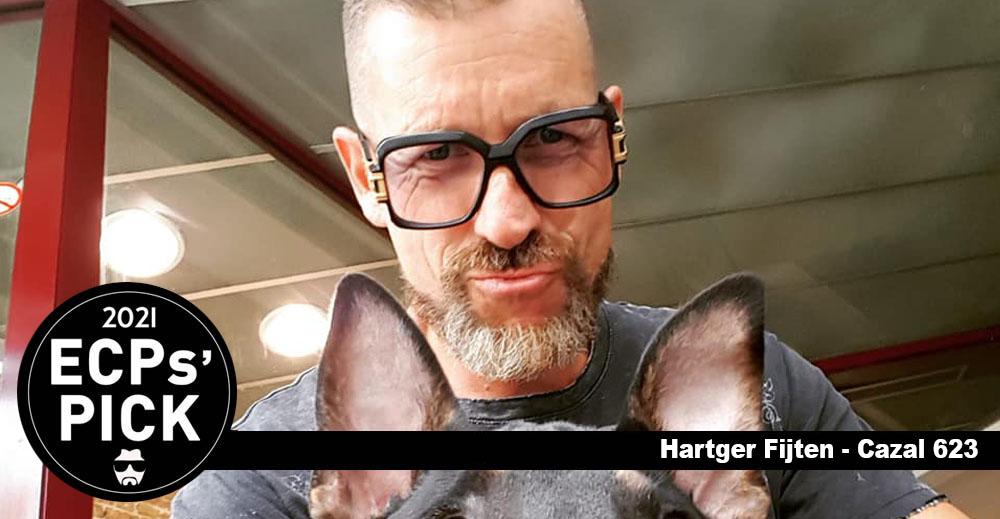 ECPs' Pick // Hartger Fijten loves Cazal
