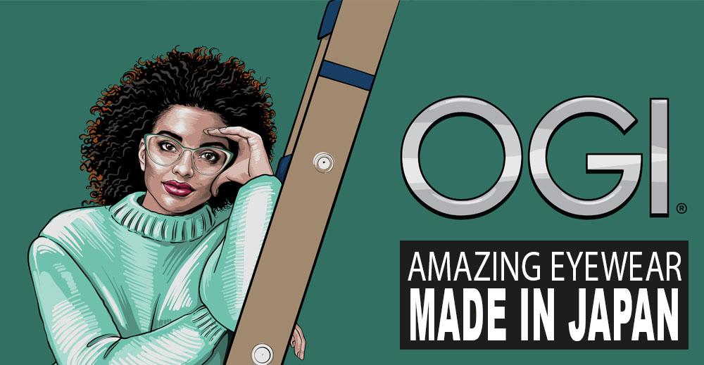 Amazing Eyewear – Made in Japan // OGI