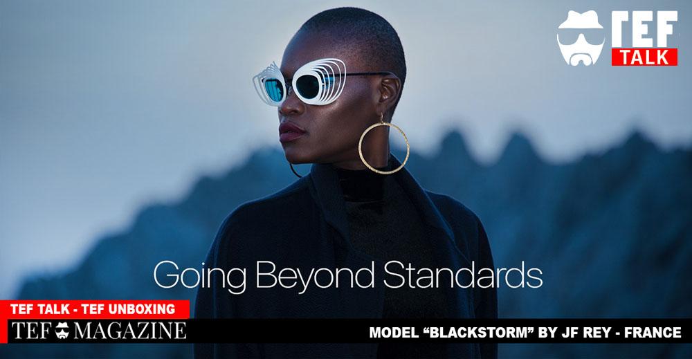 TEFtalk // Unboxing Blackstorm by JF Rey Eyewear Design