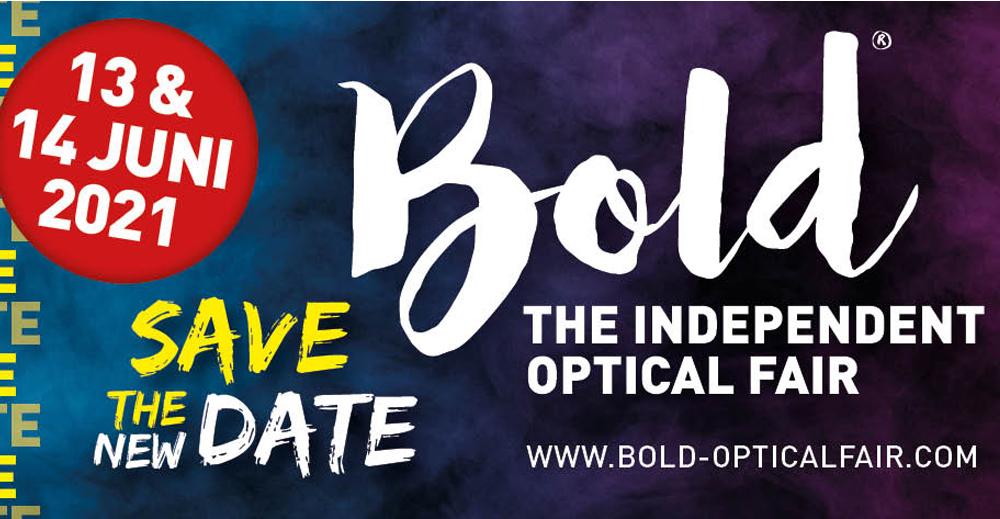 Bold Optical Fair // The first European show is a go!