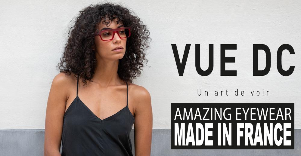 Amazing Eyewear – Made in France // Vue DC