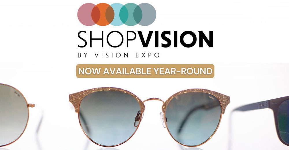 Vision Expo // ShopVISION Now Live