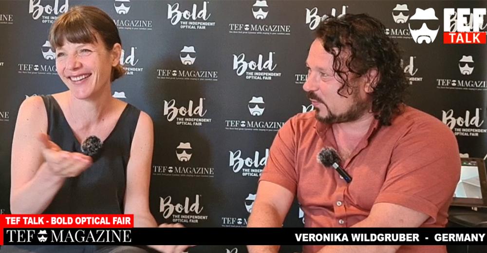 TEFtalk // Bold Optical Fair – Veronika Wildgruber