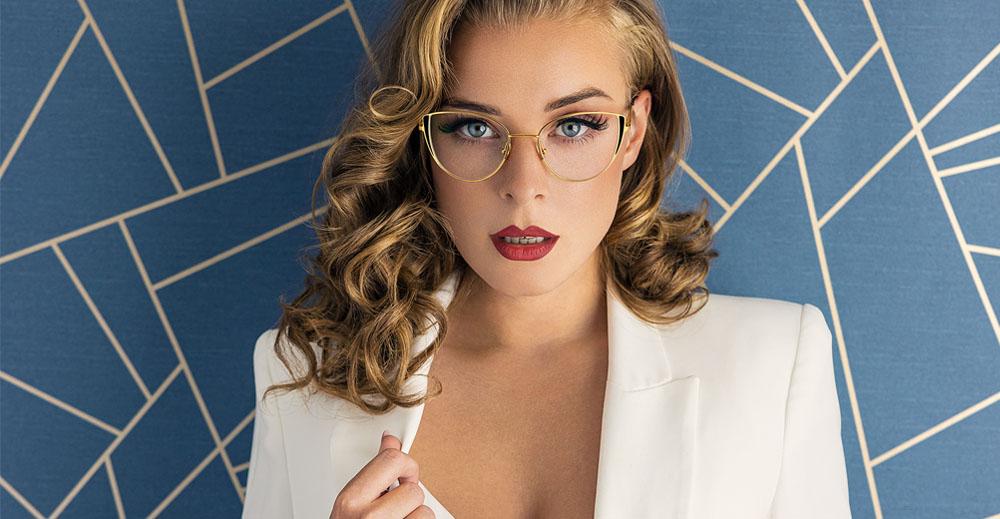 Caron Eyewear  // Precision, Symmetry and Ultimate Confidence