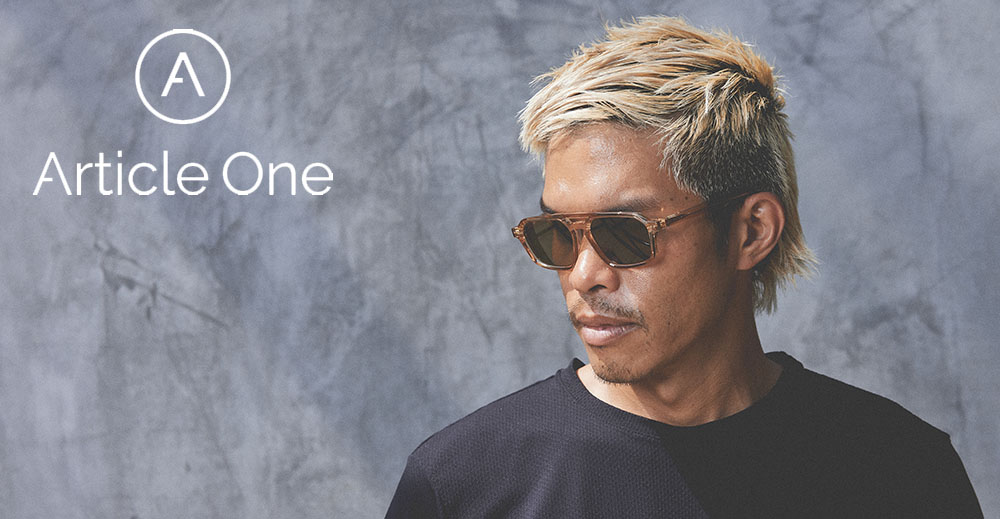 Article One // Collaboration with Mission Workshop