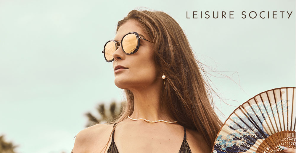 Leisure society // Life in full bloom