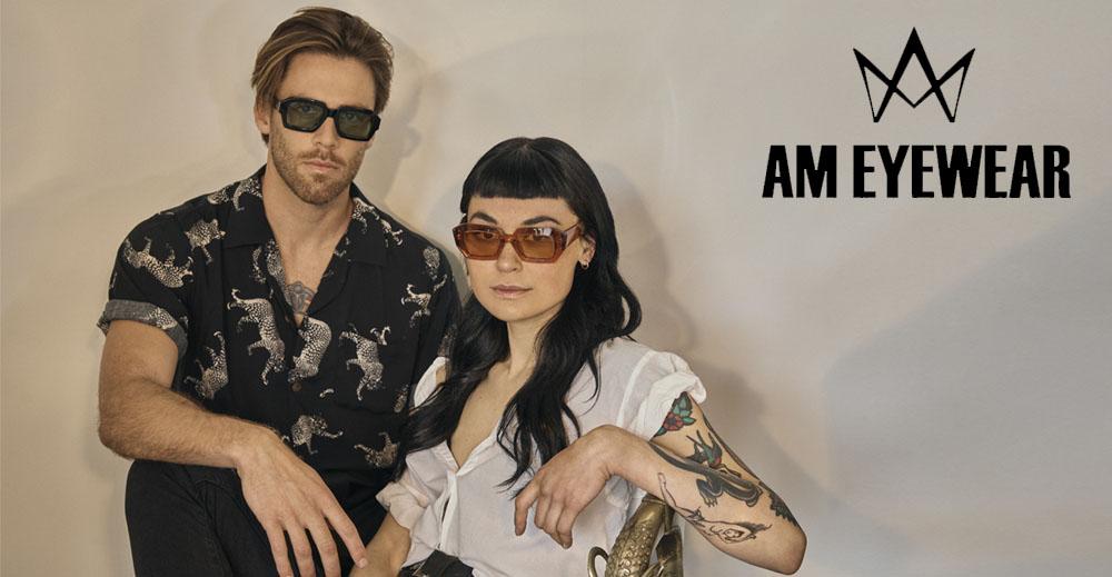 AM Eyewear // New Kochi Collection